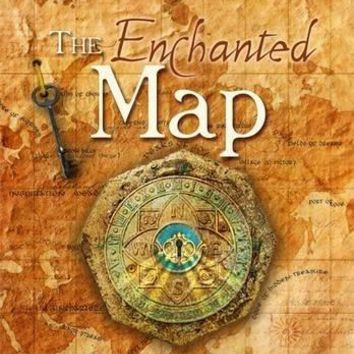The Enchanted Map Oracle Cards TCR CRDS/P