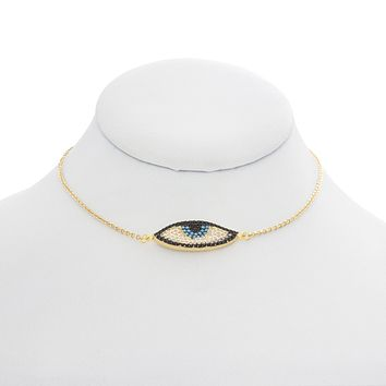 Eyes Wide Open Choker