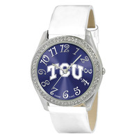 Texas Christian Horned Frogs NCAA Women's Glitz Series Watch