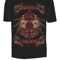 Mens House of Sin Tee
