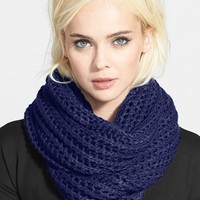 Women's BCBGeneration 'Paint Can' Open Knit Scarf