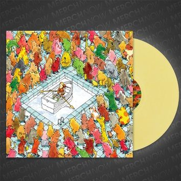 Happiness Yellow LP : RSRC : Dance Gavin Dance