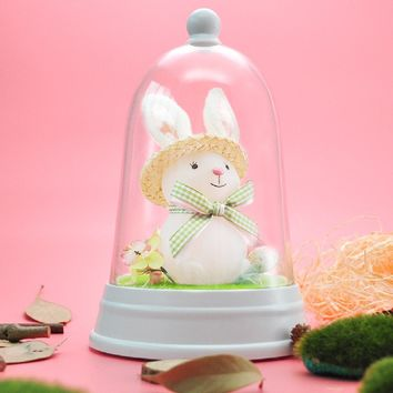 Les Triplés Series Night Light - Bunny in the Woods(╹ェ╹)