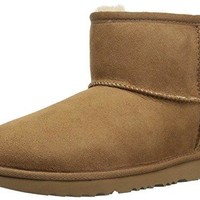 UGG Kids' K Classic Mini II Pull-on Boot