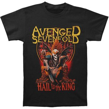 Avenged Sevenfold Men's  New Day Rises T-shirt Black