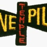 Stone Temple Pilots - Core Logo - Embroidered Iron On or Sew On Patch