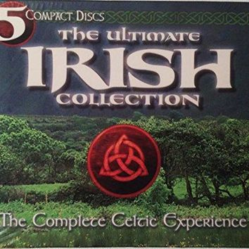 The Ultimate Irish Collection: The Complet Celtic Experience 5 Compact Discs Boxed Set