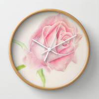 Wall Clocks by Susaleena