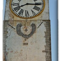 Old Church Clock Tower iPhone 6 Case