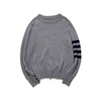 Mens Comfortable Fall Sweater