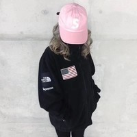 Fashion Online Supreme 17ss The North Face Jacket Coat