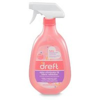 Dreft Fabric Refresher & Odor Eliminator - 22oz