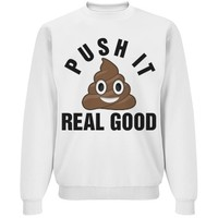 push it real good: Girly Growl