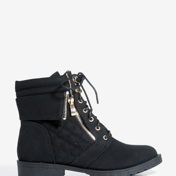 Plus-1 Dawn To Dusk Combat Boot