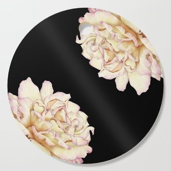 Roses - Lights the Dark Cutting Board by drawingsbylam