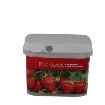 Fruit Bucket of Preparedness Seeds
