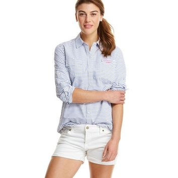Marigot Stripe Harbor Shirt