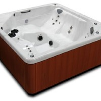 Titan Spas Oceanus 6-Person Spa with 2 Loungers and Spa Cover