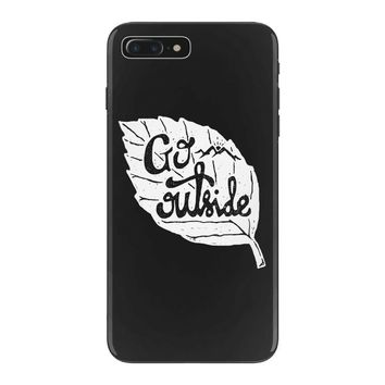 go outside iPhone 7 Plus Case