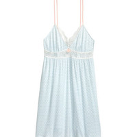 H&M Nightgown with Lace $24.99