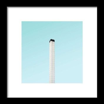 Urban Architecture - The Brunswick Centre, London, United Kingdom 2 - Framed Print