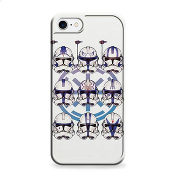 501st 9 Pack Stormtrooper iPhone 6 | iPhone 6S case