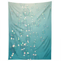 Bree Madden Bubbles In The Sky Tapestry