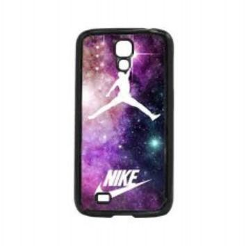 Jordan Nebula Galaxy Nike for samsung galaxy s4 case