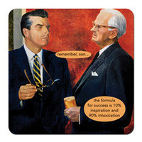 Anne Taintor - Barware - Coasters