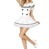 Roma Costume Women's 2 piece Sexy Sailor Maiden