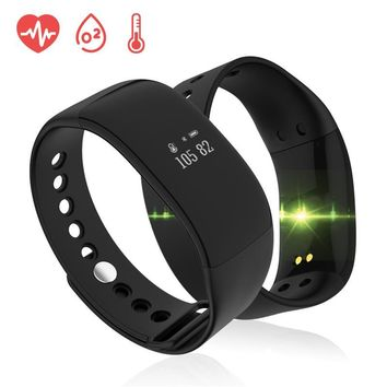 NEW Smart Band 2018 Men Smart Bracelet Heart Rate Calorie Waterproof Alarm clock Sports Watch Smartwatch For Android IOS phone