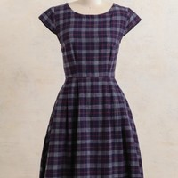Devonshire Plaid Dress By Mata Traders