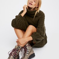 Free People Meant To Be Sweater Dress