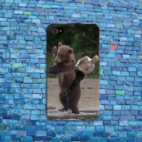 Russian Bear iPhone Case Russia President Putin Case Parody Meme Funny iPhone Cover iPhone 4 iPhone 5 iPhone 4s iPhone 5s iPhone 5c Case