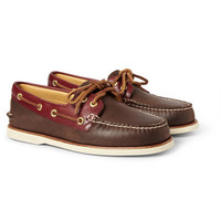 Sperry Top-Sider - Gold Cup Leather Boat Shoes | MR PORTER