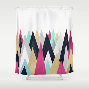 Best Pink And Gold Shower Curtain Products On Wanelo