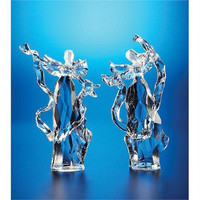 8 Christmas Figurines - Angels