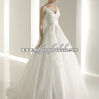 Cheap White One Wedding Dresses - Style 6228 - Only USD $341.00