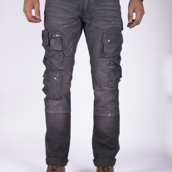 SLIM UTILITY PANT | Mens Pants | Utility Pants | Canvas Pants