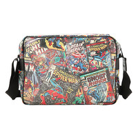 Marvel Comics Collage Messenger Bag