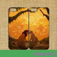 The Lion King - iPhone 5 case, iphone 4 case, ipod touch cas, ipod case, samsung galaxy S3 , galaxy S4 case, note 2 case
