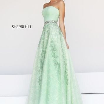 Sherri Hill 11123 at Prom Dress Shop