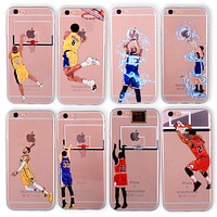 NBA Players Phone Cases for iPhone