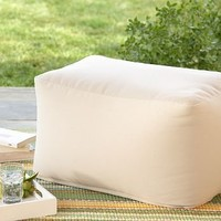 Solid Outdoor Cube | Pottery Barn
