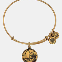 Women's Alex and Ani 'Washington DC' Expandable Wire Bracelet