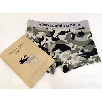 Abercrombie & Fitch Men Fashion Comfortable Underpant Brief Panty