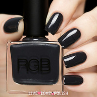 RGB Black Nail Polish (Core Collection)