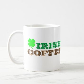 Irish Coffee Recipe Coffee Mug