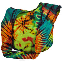 Tie Dye Boho Shoulder Bag on Sale for $29.99 at HippieShop.com