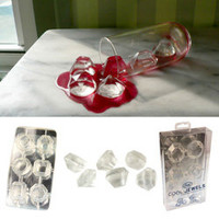 Cool Jewels Ice Cube Trays